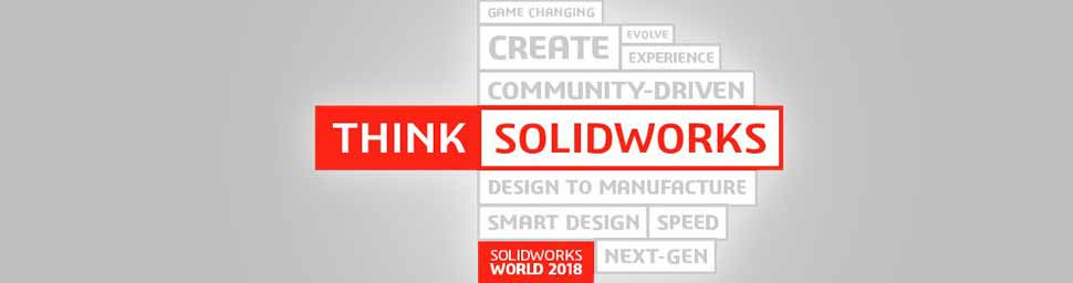 SOLIDWORKS World 2018