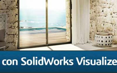 Innovando con SOLIDWORKS Visualize