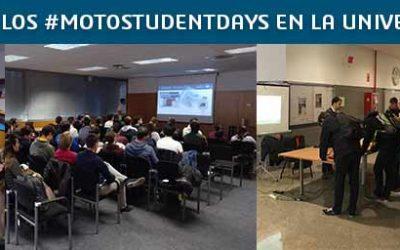AraWorks presente en las jornadas de MotoStudent en la Universidad de Zaragoza