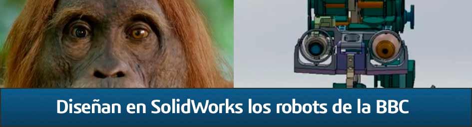 SOLIDWORKS aparece en los documentales de la BBC