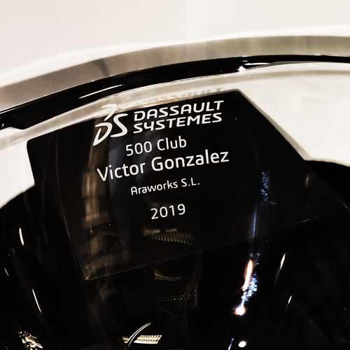 Premio 500 Club 2019