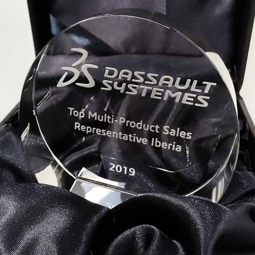 Premio Top Multi-Product Representative 2019