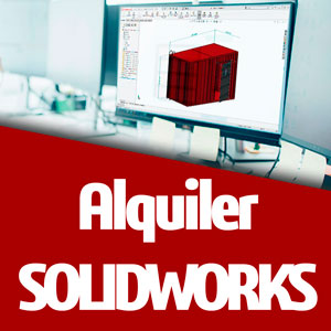 Alquiler SOLIDWORKS